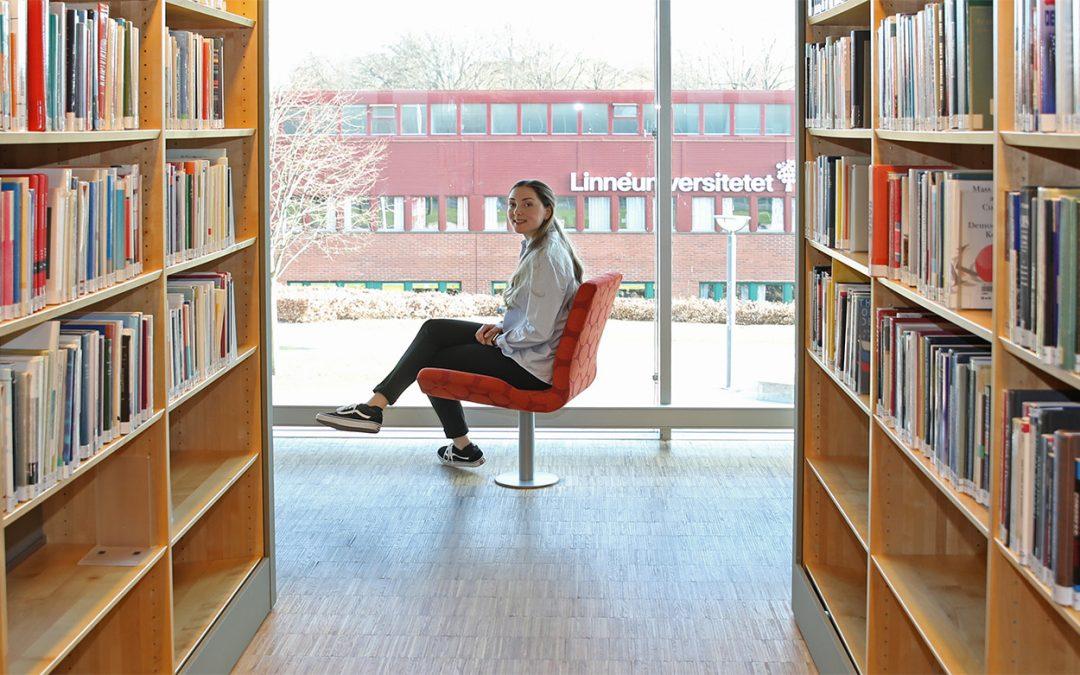 Centrum för ledarskap i Småland intervjuar Linnéa Nyberg, customer support center, IKEA i Älmhult