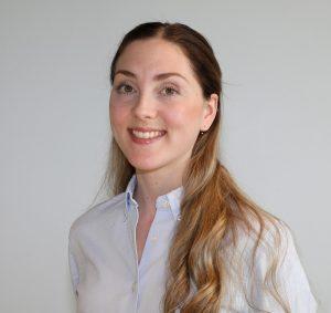 Linnéa Nyberg, handläggare CSC customer support center, IKEA i Älmhult.