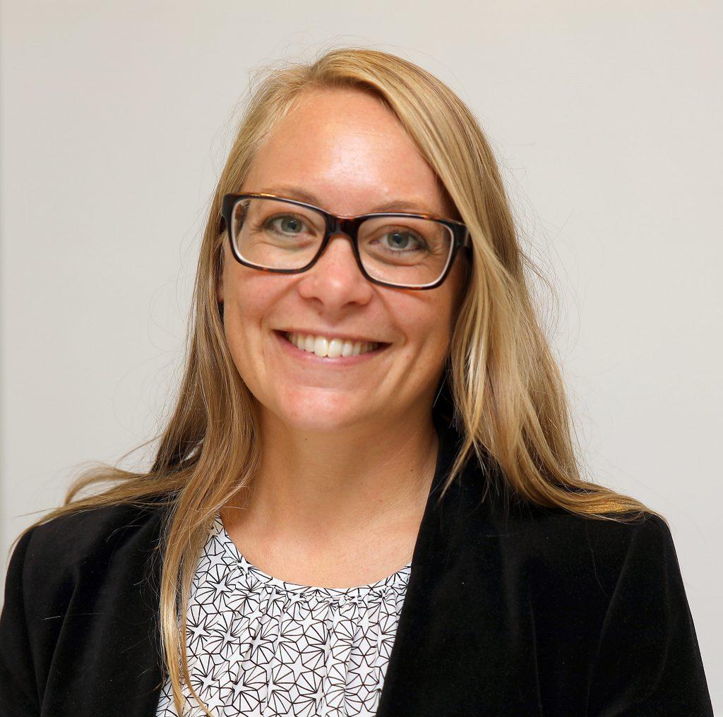 Malena Tovesson, förbundsdirektör för Höglandsförbundet.