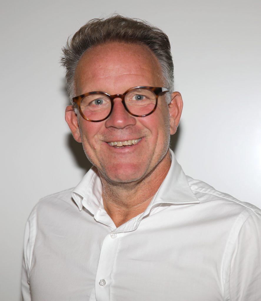 Patrik Olderius, VD på destination Jönköping