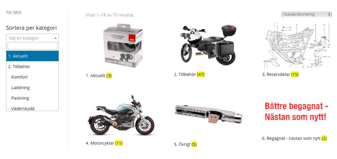 Frejfaxe driver elhojsshoppen som är en näthandel för originalreservdelar och tillbehör till Zero Motorcycles elmotorcyklar.